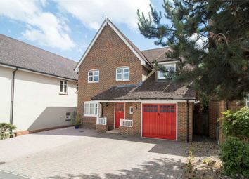 Thumbnail 4 bed detached house for sale in Chineham Close, Fleet