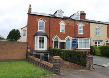 4 bed end terrace house for sale in Serpentine Road, Harborne, Birmingham B17