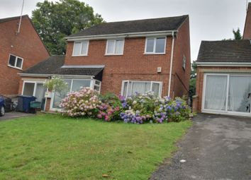 Thumbnail 4 bedroom detached house for sale in Sabina Close, High Wycombe, Herts