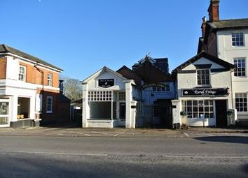 Thumbnail Retail premises for sale in Willsons Yard, 22 High Street, Hartley Wintney, Hampshire