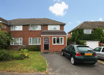 Thumbnail 4 bed semi-detached house for sale in Old Station Close, Crawley Down, West Sussex.