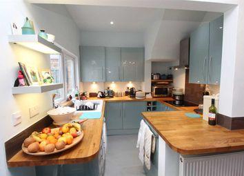 Thumbnail 4 bed terraced house for sale in Lymington Avenue, Leigh-On-Sea