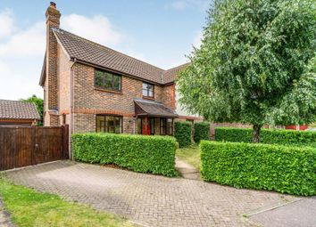 Thumbnail 4 bed detached house for sale in Whittlesford, Cambridge