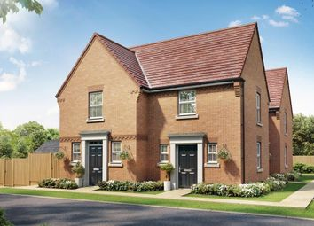 "Thumbnail 2 bedroom end terrace house for sale in ""Lewington"" at Stonnyland Drive, Lichfield"