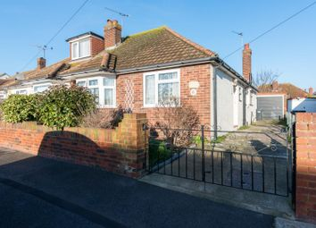 Thumbnail 2 bed semi-detached bungalow for sale in Cliftonville Avenue, Ramsgate