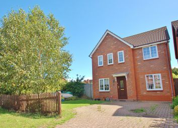 Thumbnail 4 bedroom detached house for sale in Admiralty Close, Gosport