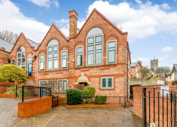 Thumbnail 4 bed semi-detached house for sale in The Ropery, Lincoln
