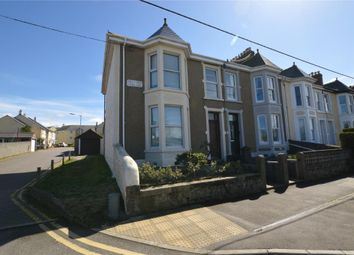 Thumbnail 3 bed end terrace house for sale in Beatrice Terrace, Hayle, Cornwall