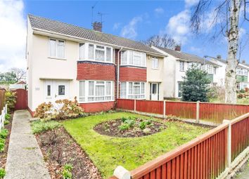 Thumbnail 3 bedroom semi-detached house for sale in Lords Wood Lane, Chatham, Kent