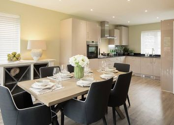 "Thumbnail 4 bedroom semi-detached house for sale in ""The Gargrave"" at Westlake Avenue, Hampton Vale, Peterborough"