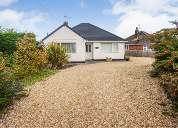 Thumbnail 3 bed detached bungalow for sale in St. Hughs Drive, North Hykeham, Lincoln