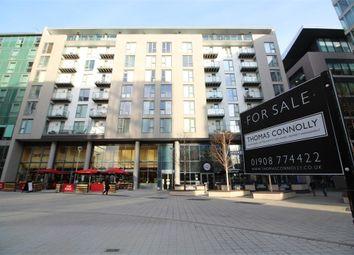 Thumbnail 1 bedroom flat for sale in Dakota House, 50 Mortimer Square, Central Milton Keynes