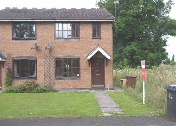 Thumbnail 2 bed end terrace house to rent in 31, Orchard Drive, West Felton, Oswestry, Shropshire