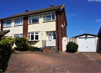 Thumbnail 3 bed semi-detached house for sale in Southernhay, Leigh-On-Sea