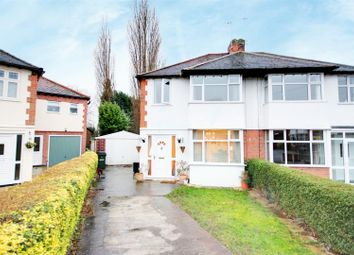 Thumbnail 4 bedroom semi-detached house for sale in St. Helens Crescent, Burton Joyce, Nottingham