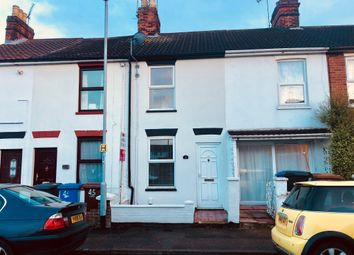 Thumbnail 2 bed terraced house for sale in Beaconsfield Road, Ipswich