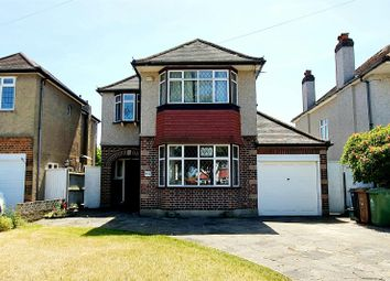 Thumbnail 3 bed detached house for sale in Northey Avenue, Cheam, Sutton