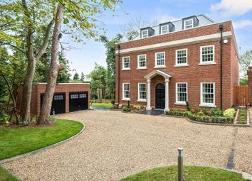 Thumbnail 5 bed detached house for sale in Milespit Hill, London