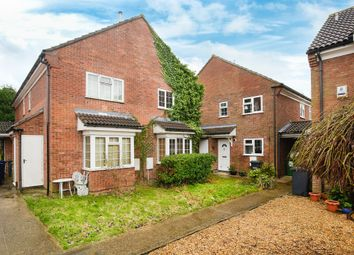 Thumbnail 1 bed end terrace house to rent in Heddon Way, St. Ives, Huntingdon