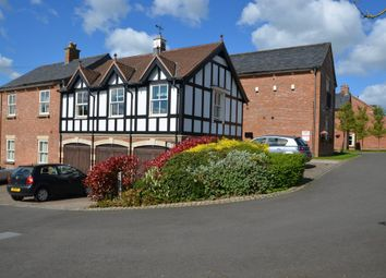 Thumbnail 1 bed flat for sale in Tresham House, Guys Common, Rugby