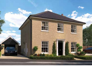 Thumbnail 4 bed detached house for sale in Bull Lane, Long Melford, Sudbury
