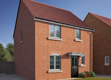 "Thumbnail 3 bed semi-detached house for sale in ""The Elliot"" at Barford Road, Blunham, Bedford"