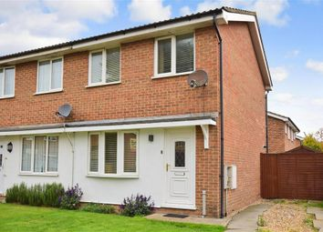 Thumbnail 2 bed semi-detached house for sale in Firs Lane, Folkestone, Kent