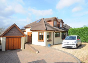 Thumbnail 3 bed semi-detached bungalow for sale in Swanborough Road, Newton Abbot