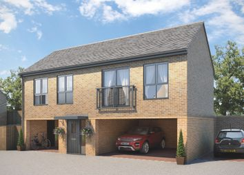 Thumbnail 1 bed maisonette for sale in Keaton Way, Off Commonside Road, Harlow