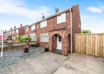 Thumbnail 3 bed semi-detached house for sale in Horden Road, Billingham