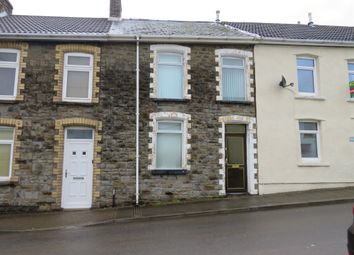 Thumbnail 3 bed terraced house for sale in Silver Street, Pontywaun, Newport