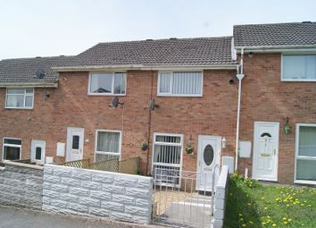 Thumbnail 2 bedroom terraced house to rent in Cae Ffynnon, Brackla, Bridgend.