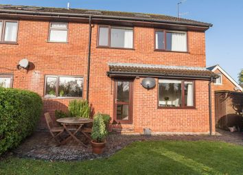 Thumbnail 3 bed semi-detached house for sale in Furlong Close, Bourne End