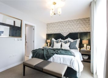 Thumbnail 2 bed flat for sale in Manhattan Plaza, Preston Road, London