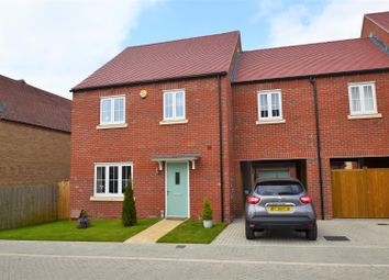 Thumbnail 4 bed link-detached house for sale in Kempton Close, Chesterton, Bicester