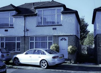 Thumbnail 4 bed semi-detached house to rent in Sipson Road, West Drayton