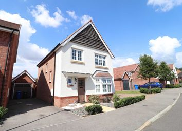 3 bed detached house to rent in Ouzel Chase, Bracknell RG12