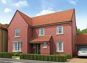 "Thumbnail 5 bed detached house for sale in ""Manning"" at Sir Williams Lane, Aylsham, Norwich"