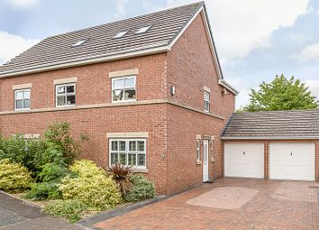 Thumbnail 5 bed property for sale in Cranleigh, Standish, Wigan