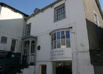 Thumbnail 2 bed flat for sale in Flat 1, Old Stamp House, Church Street, Ambleside