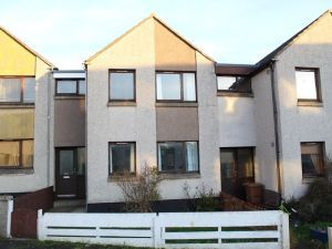 3 bed terraced house for sale in Gunns Terrace, Wick KW1