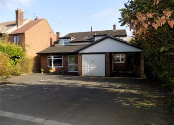 Thumbnail 4 bed detached house for sale in Heanor Road, Smalley, Ilkeston, Derbyshire