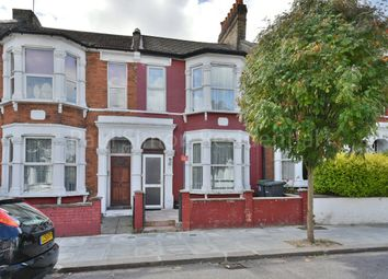 Thumbnail 3 bed terraced house for sale in Frobisher Road, Harringay, London