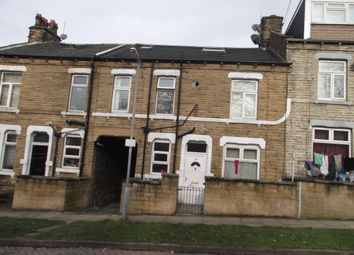 Thumbnail 4 bed terraced house for sale in Thursby St, Bradford