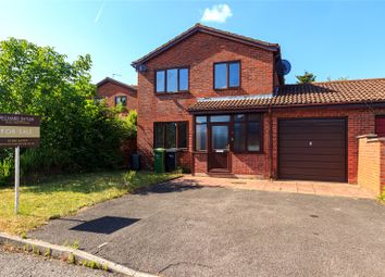 Thumbnail 3 bed link-detached house for sale in Berkeley Close, Ross-On-Wye, Herefordshire