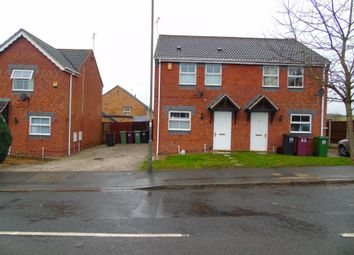 Thumbnail 3 bed semi-detached house to rent in Park Lane, Pinxton, Nottingham