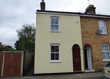 Thumbnail 2 bed end terrace house for sale in Park Road, Waltham Cross, Hertfordshire
