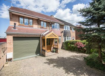 Thumbnail 4 bed semi-detached house for sale in Warren Lane, Chapeltown