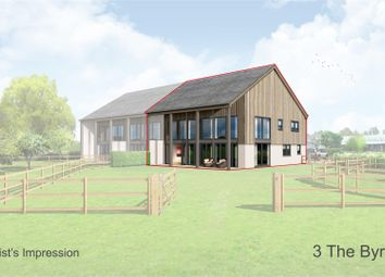 Thumbnail 4 bed country house for sale in Southernden Road, Headcorn, Ashford
