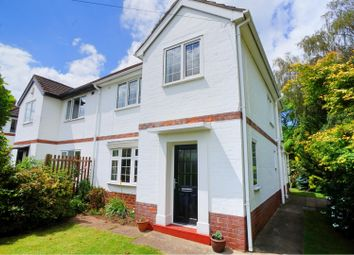Thumbnail 3 bed semi-detached house for sale in Hartsholme Drive, Lincoln